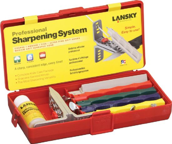Sharpening Systems